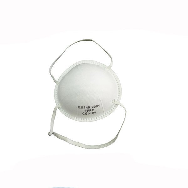 FFP2 Dust Mask Breathable Protective Respirator Cone