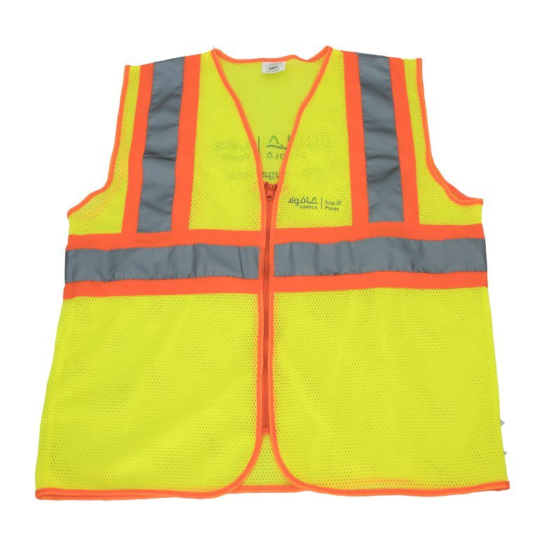 Reflective Safety Vest Outdoor Running Bicycle Protection Jacket Led Safety Vest