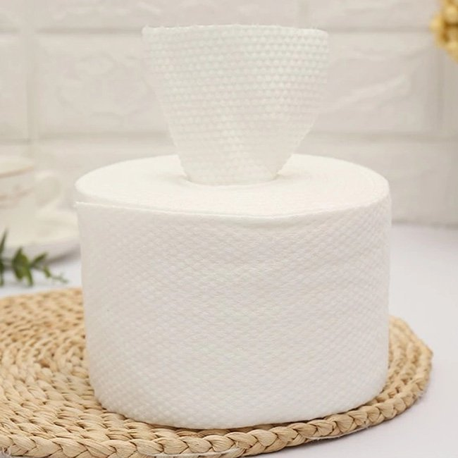 Facial Tissue Clean Wipes Pure Cotton Make Up Remover Wipes Cotton Towel