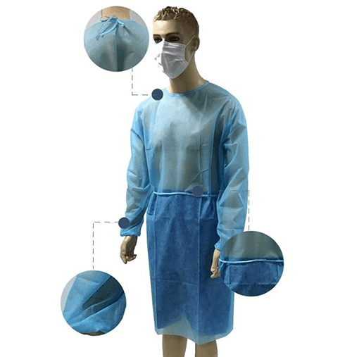 Why Non-Woven Clothing Is Used In Medical Profession?