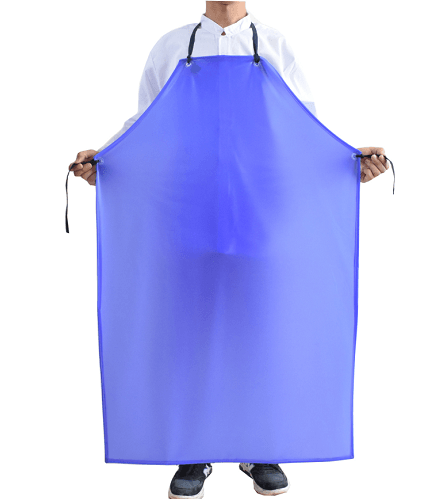 What Is Vinyl Apron Made Of?